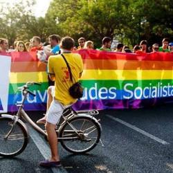 JSA presente en la manifestación del 'Orgullo del Sur'