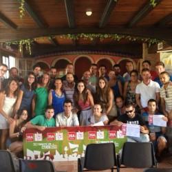 JSA participa en la I Escuela de Verano de JSA Granada