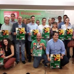 """Jose Carlos Durán: """"En Andalucía, más de 2,5 millones de jóvenes se verán abandonados por la Reforma de la Administración Local del PP en el momento en el que más necesitan apoyo"""""""