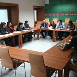 Reunión de la Oficina Parlamentaria Joven sobre los derechos de las personas transexuales