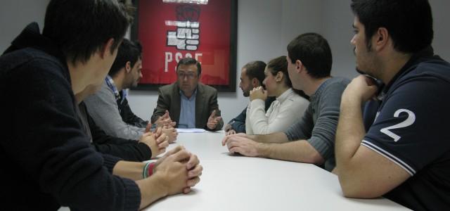 """JSA denuncia las """"nefastas"""" políticas de empleo del gobierno de Rajoy"""