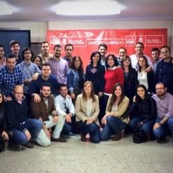 JSA organiza el Foro de Concejales Socialistas Jóvenes de Andalucía Occidental