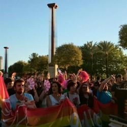 JSA participa en las jornadas sobre transexualidad y la marcha Al-Andalus Pride 2014