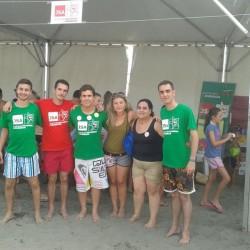 JSA participa en la VII Feria de la Juventud del CJA
