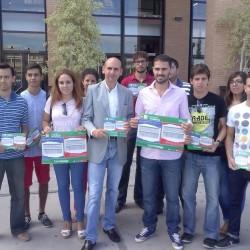 JSA denuncia que la política de becas de Rajoy afecta a la igualdad de oportunidades