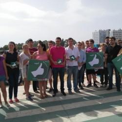 JSA recalca que los jóvenes son la prioridad del Gobierno andaluz