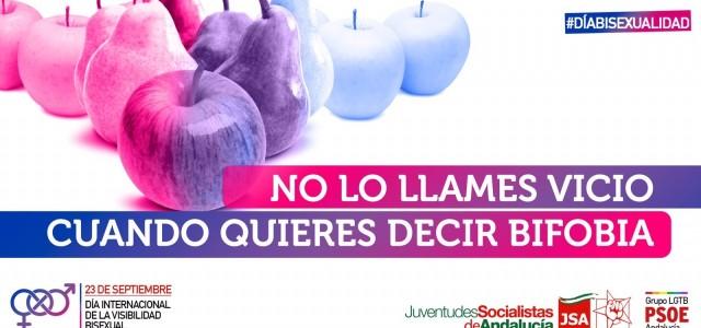 Día Internacional de la Visibilidad Bisexual