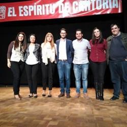 JSA organiza un acto joven en la localidad almeriense de Cantoria