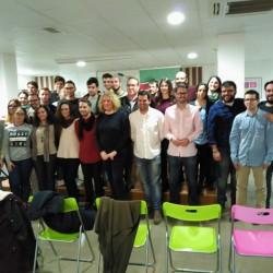 JSA organiza un acto joven en el municipio granadino de Motril