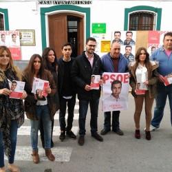 JSA presenta en Cuevas del Becerro la campaña 'La Oficina de los Derechos Perdidos'