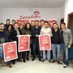 JSA presenta la campaña 'La Oficina de los Derechos Perdidos' en Peñarroya-Pueblonuevo