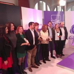 JSA asiste a la entrega de los Premios Violeta en Huelva