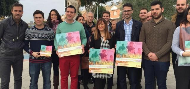 JSA presenta en Palomares del Río la campaña 'Jóvenes con oportunidades'