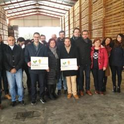 JSA destaca el apoyo del gobierno de Susana Díaz a los jóvenes emprendedores agrícolas