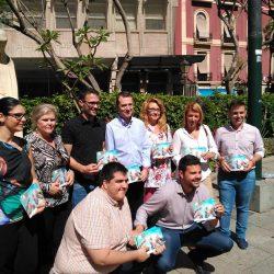 JSA presenta en Almería su campaña 'Andalucía Sí'