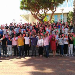 JSA realiza sus IV Escuelas de Verano en Punta Umbría