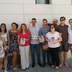 JSA presenta en Baena las propuestas de juventud para las elecciones generales