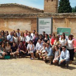 JSA participa en Granada en un acto por la memoria democrática