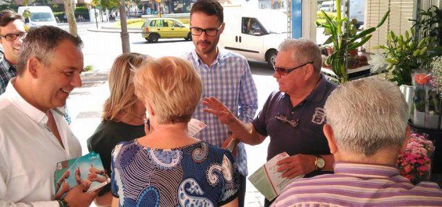 JSA presenta en Cruz de Humilladero las propuestas de juventud para las elecciones generales