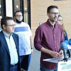 JSA presenta en la Universidad de Málaga su campaña 'Sácale tarjeta roja a las reválidas'