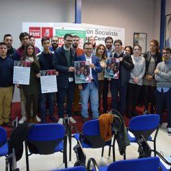 JSA presenta en Málaga capital su campaña 'Susana Cumple'