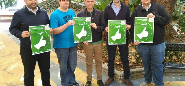JSA presenta en Marbella su campaña 'Susana cumple'