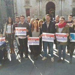 JSA presenta en la Universidad de Sevilla la campaña 'Tumbemos la Lomce'
