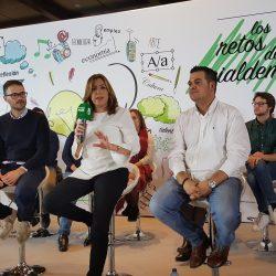 JSA celebra en Málaga su Foro Político «Los Retos de la Socialdemocracia»