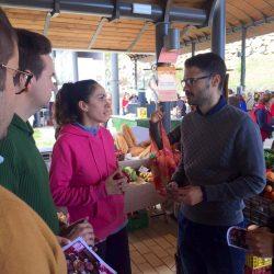 JSA destaca en Coín la apuesta de Susana Díaz por la universidad pública y de calidad