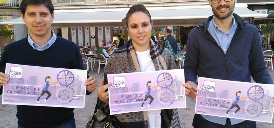 JSA presenta en Málaga su campaña 'Mujeres que mueven mundos'