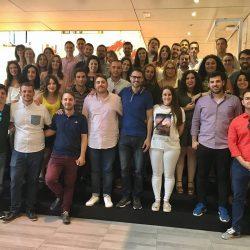 Juventudes Socialistas de Andalucía asiste al Congreso Extraordinario de JSE