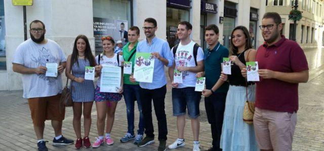 JSA destaca en Málaga la apuesta de Susana Díaz por la universidad pública y de calidad