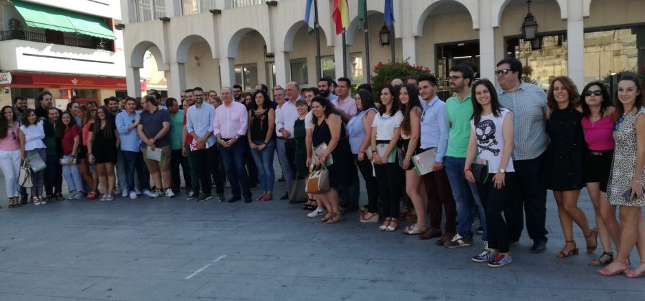 Juventudes Socialistas de Andalucía celebra su Congreso Extraordinario en Lucena