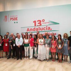 JSA participa en el XIII Congreso del PSOE de Andalucía