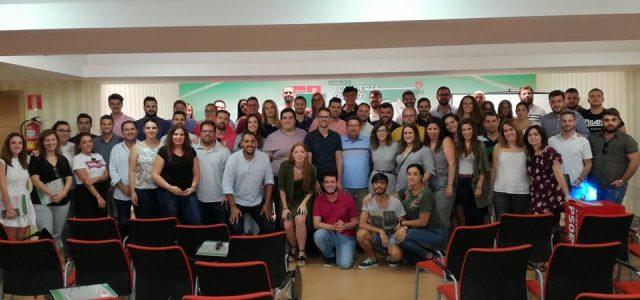 Juventudes Socialistas de Andalucía convoca su XI Congreso Regional Ordinario