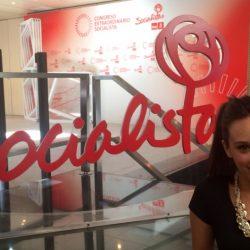 Mariola López Prados, única precandidata a la secretaría general Juventudes Socialistas de Andalucía