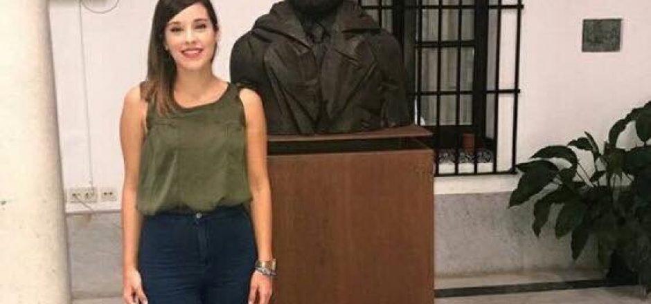 Mariola López Prados ya es secretaria general electa de Juventudes Socialistas de Andalucía