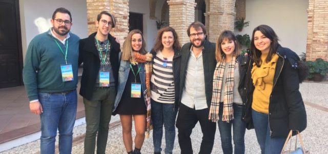 Pablo Valdera Pérez elegido nuevo Secretario general por las juventudes Socialistas de Huelva.