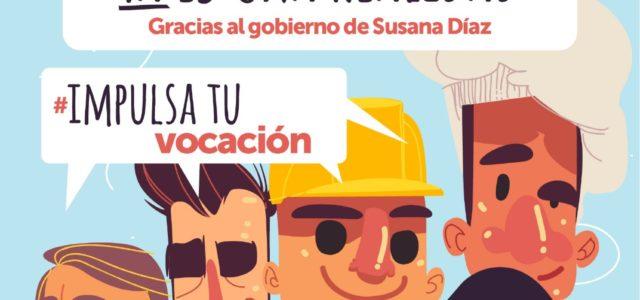 Juventudes Socialistas de Andalucía pone en marcha una campaña sobre la bonificación de las matrículas universitarias