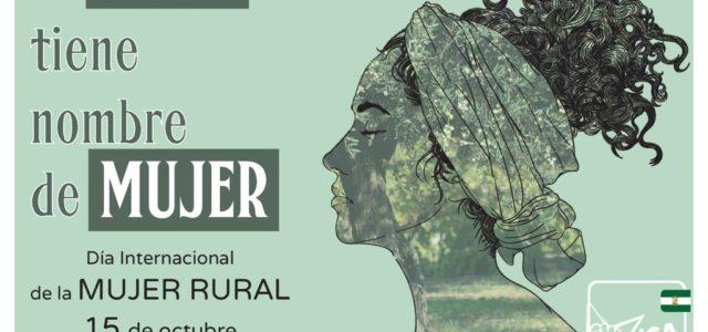 15 de octubre, Día de la Mujer Rural